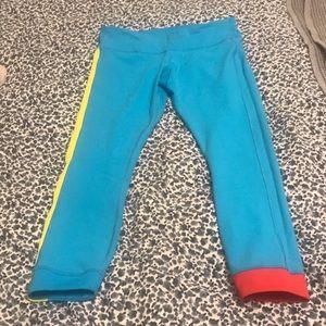 Rare lululemon size 8 leggings
